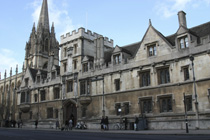 All Souls College Frontage