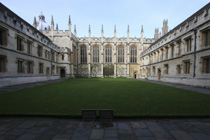 All Souls College Front Quad