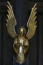 All Souls College Chapel Angel