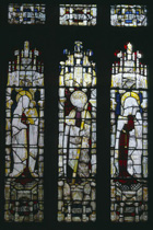 All Souls College Chapel Women Window