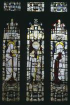 All Souls College Chapel Women Window