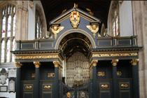 All Souls College Chapel Screen