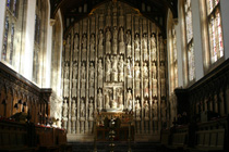 All Souls College Chapel Reredos
