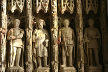 All Souls College Chapel Reredoc Closeup