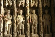 All Souls College Chapel Reredoc Closeup