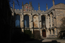 All Souls College Dining Hall Exterior