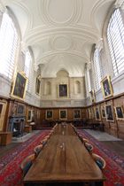 All Souls College Dining Hall