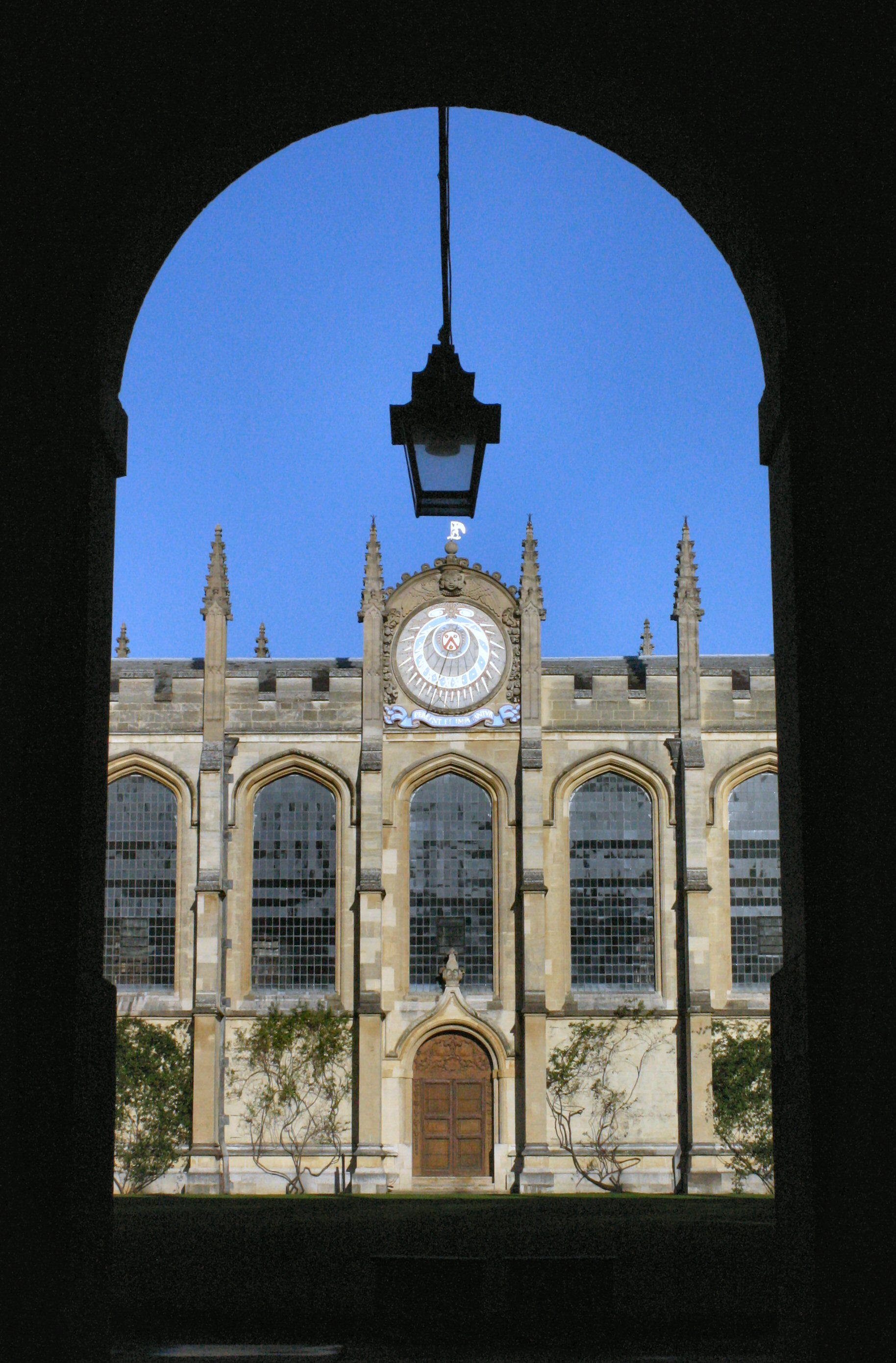 All Souls College Codrington Library Exterior
