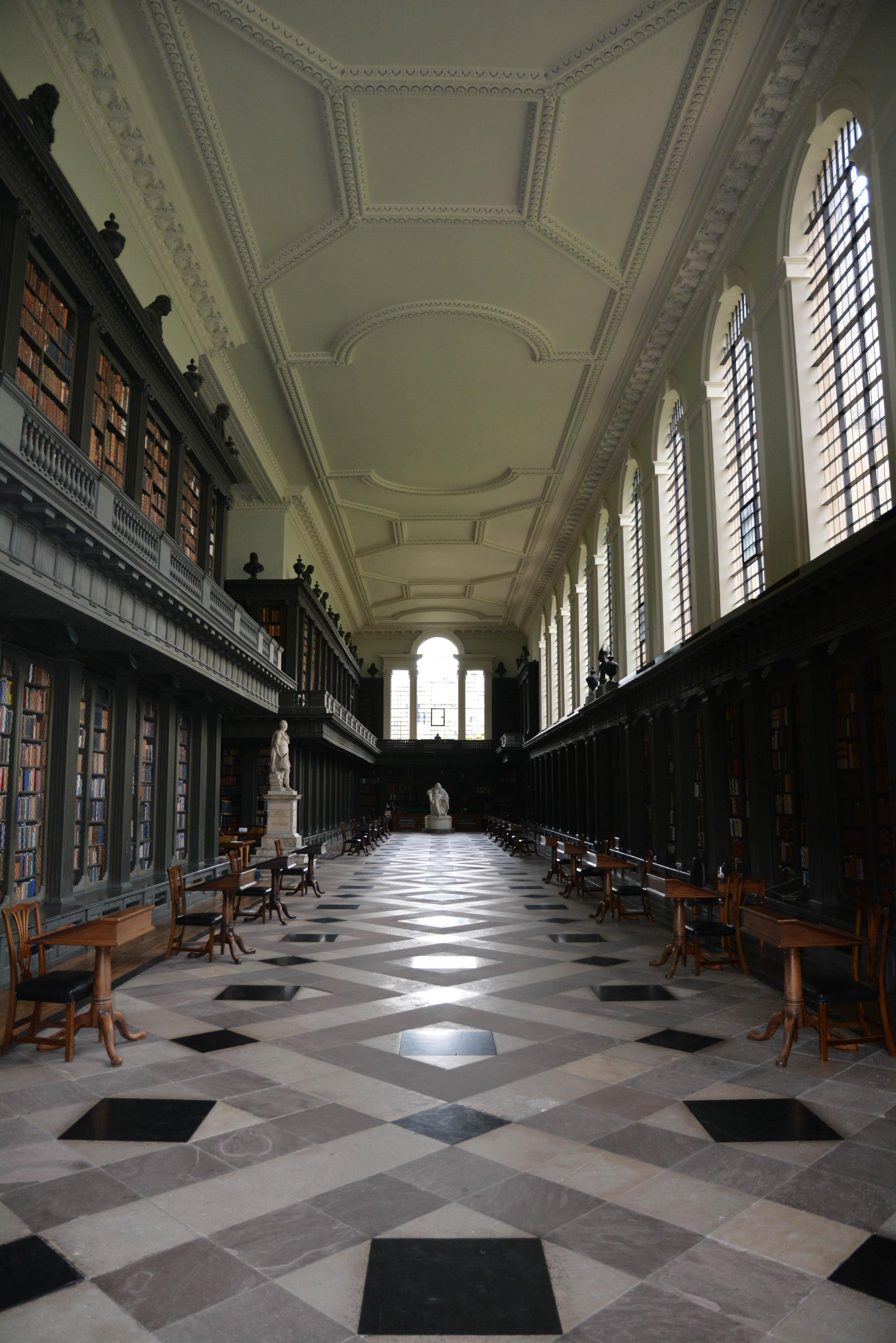 Codrington Library - Internal facing East