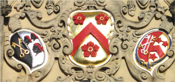 All Souls College crest